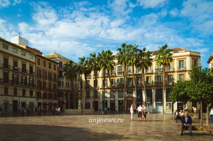 Малага, Андалусия