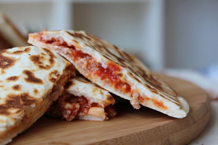 Пицца-кальцоне