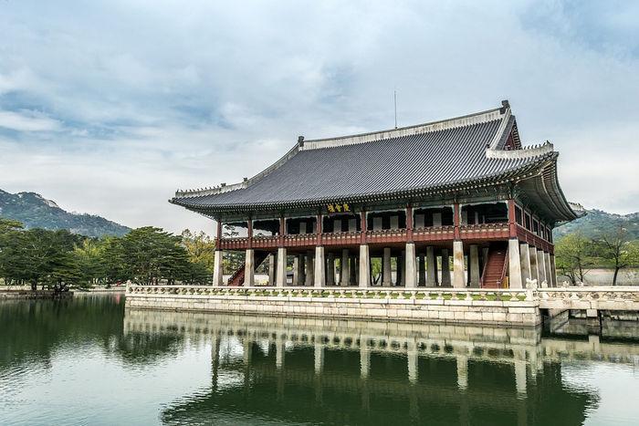 Дворец, Южная Корея