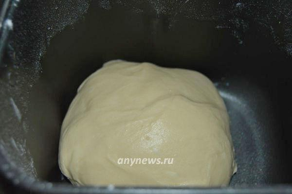 Вкусное тесто для булочек в хлебопечке - рецепт пошаговый с фото