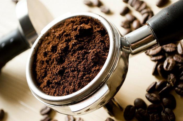 Смолотый кофе