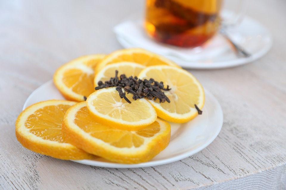 Рецепты с апельсином