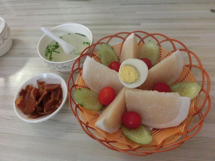 Закуска, Хайнань