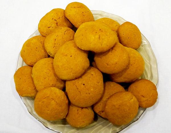 сливочное песочное печенье - пошаговый рецепт