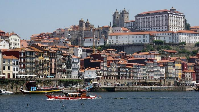 Порту. Португалия