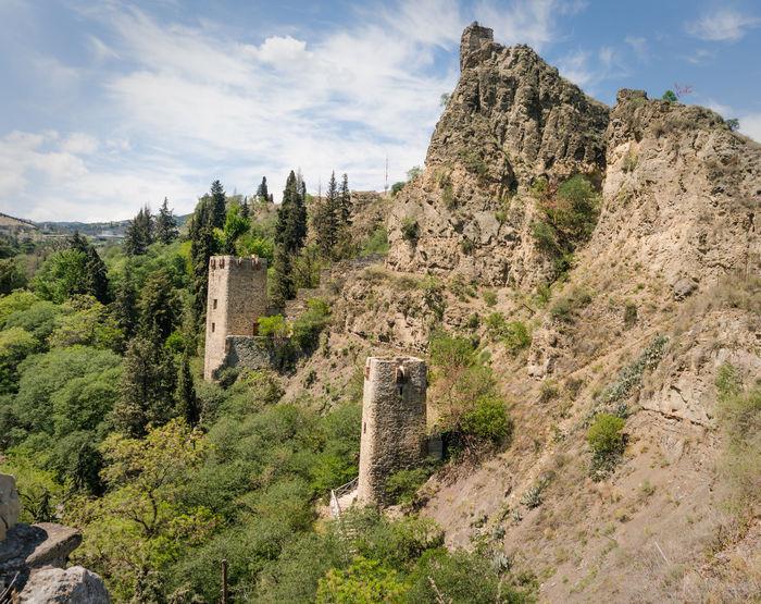 Башни в Тбилиси