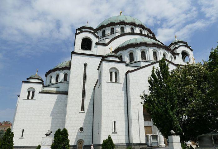 Собор Св. Саввы