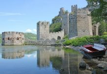Голубацкая крепость, Сербия