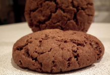 Овсяные печеньки