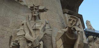 Саграда Фамилия, скульптуры