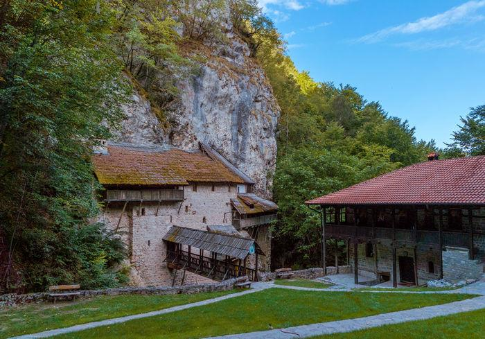 Монастырь Црна река, Сербия