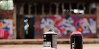 Рисуем граффити