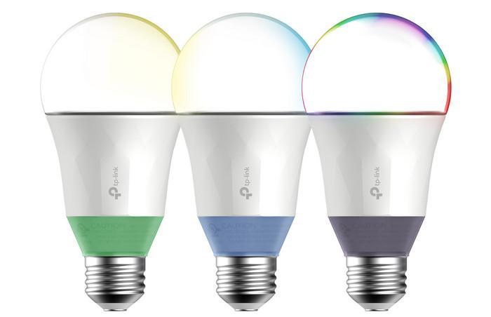 Умные светодиодные лампы TP-Link