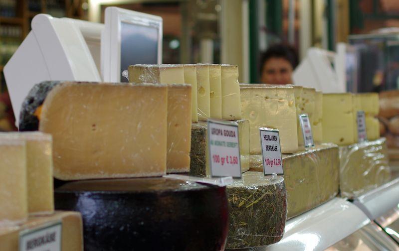 Австрийский сыр