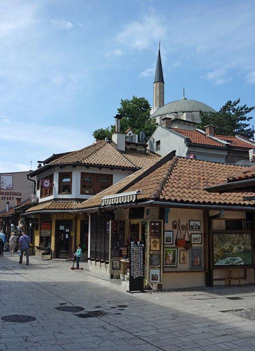 Путешествие в Боснию: Сараево