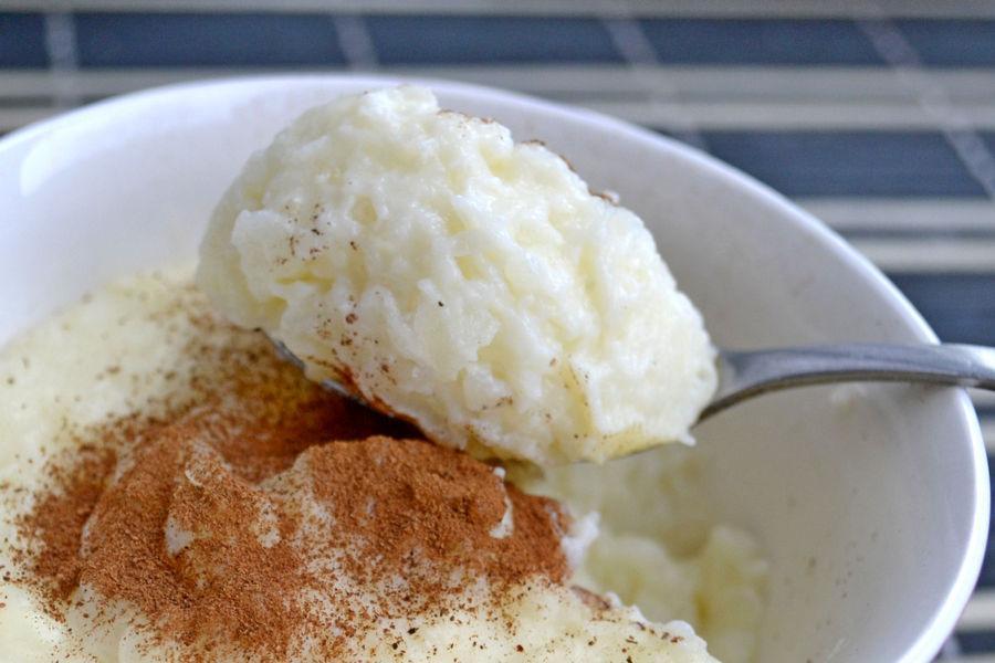 молочный рисовый десерт сютлач (sütlaç)