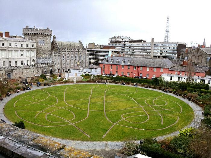 Замок. Дублин