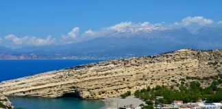Матала. Крит