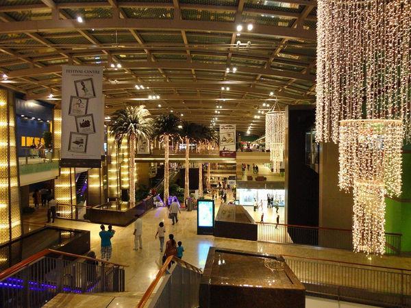 Dubai Mall. OAE.