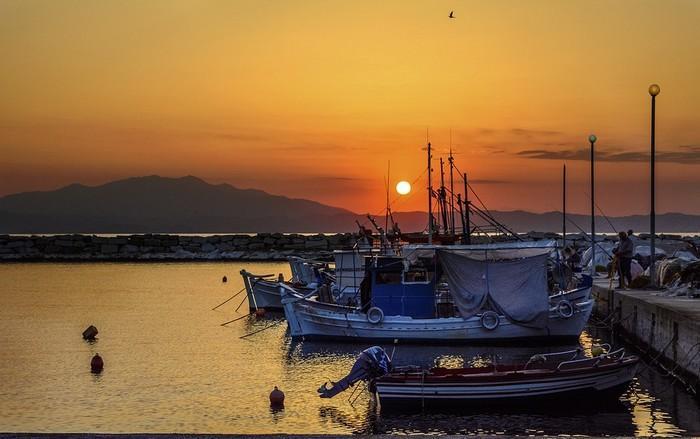 Тасос, Греция