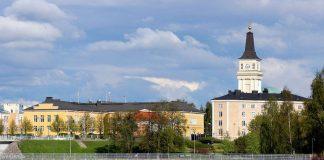 Оулу, Финляндия