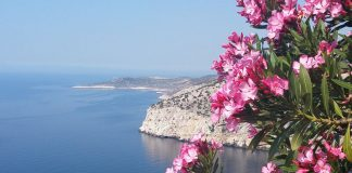 Тасос, море