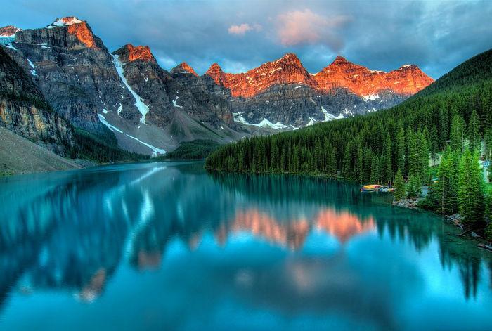 Провинция Альберта. Канада