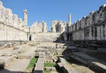 Руины храма Апполона