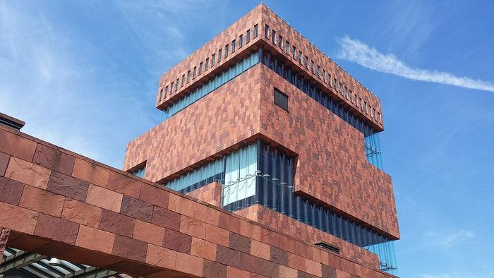 Музей MAS - музейный комплекс Антверпена