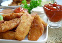 Наггетсы из куриного филе - рецепт с фото