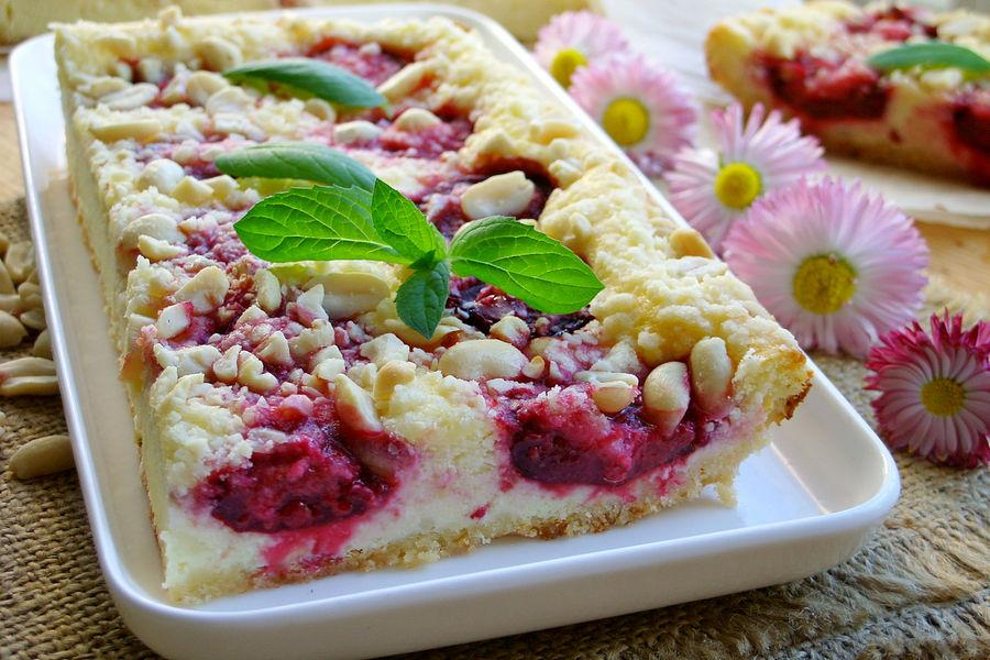 Пирог с рикоттой - рецепт с фото