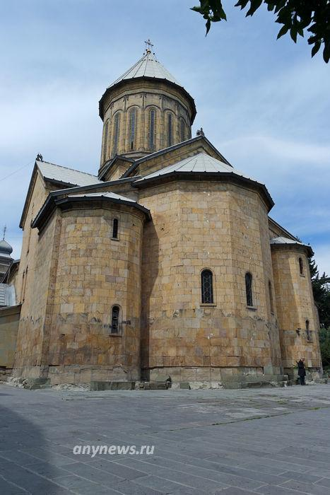 Кафедральный собор Сиони