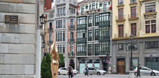 Овьедо и его скульптуры