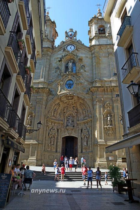 Базилика Нуэстра Сеньора дель Коро