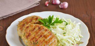 Гречаники с куриным и свиным фаршем - рецепт с фото