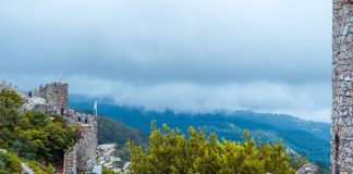 Замок Мавров, Португалия