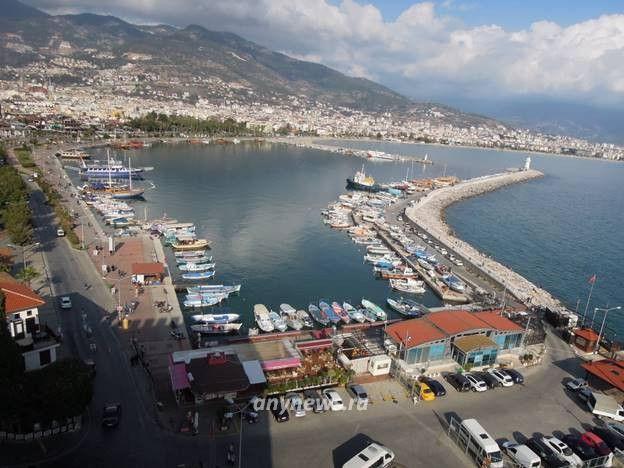 Гавань и порт Аланьи