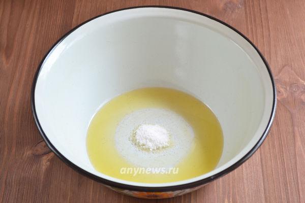 Дрожжевые лепешки на сковороде