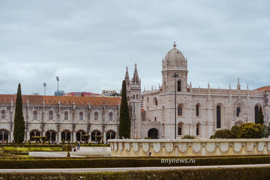 Монастырь Жерониму, Лиссабон