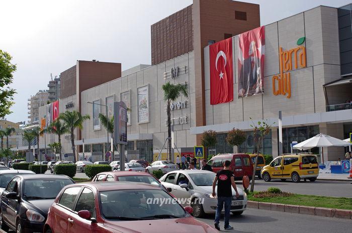 Торговый центр в Анталье