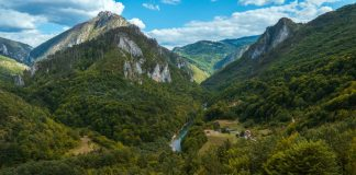 Пейзажи Черногории