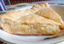 Пирог лимонник - рецепт