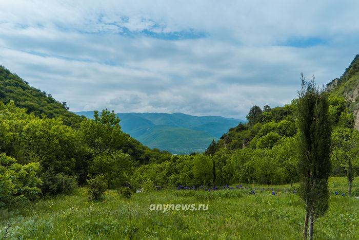 Грузия, пейзаж