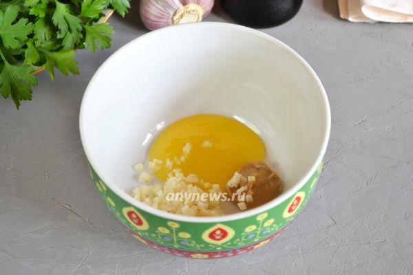 Курица в медово-соевом маринаде в духовке