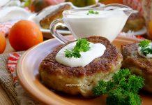колдуны по белорусски в духовке - рецепт