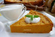 Морковно-творожная запеканка - рецепт