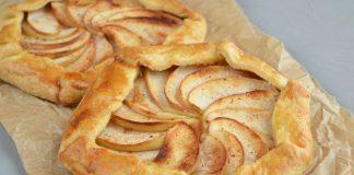 песочные пирожки с яблоками - рецепт