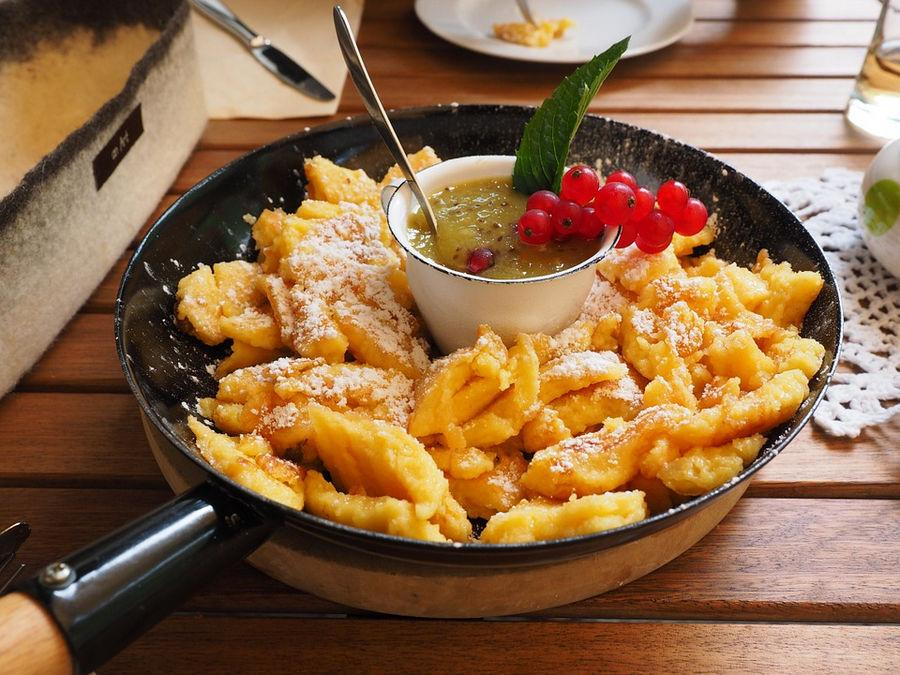 Кайзершмаррн — австрийский зимний десерт