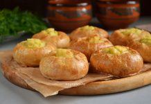 Пирожки Кныши с картошкой - рецепт