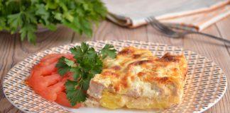 Картофельная запеканка с мясом - рецепт